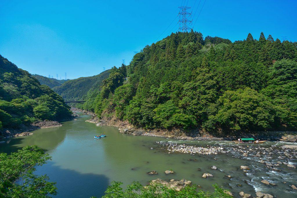 อาราชิยาม่า, arashiyama,รถราง randen, รถไฟ Randen, randen railway, sagano romantic train,Sagano Scenic Railway, รถไฟสายโรแมนติก, โรแมนติคเทรน, หน้าร้อน, summer,beautiful mountain view, kyoto, เกียวโต, คันไซ, kansai, nature, travel arashiyama, review, pantip, รีวิว, map, แผนที่, เที่ยวอาราชิยาม่า, วัดเทนริวจิ, ป่าไผ่อาราชิยาม่า, bamboo forest, tenryuji temple, jojakkoji temple,Kameoka, saga arashiyama, happy out loud, เที่ยวญี่ปุ่น